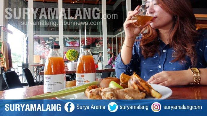 Corona Go Away, Inilah Minuman Kaya Rempah Produksi Luminor Hotel Jemursari, Surabaya
