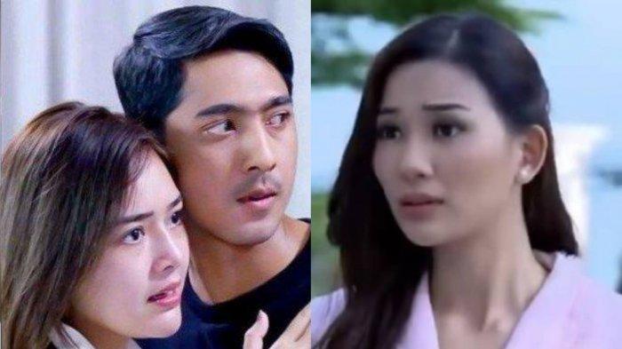 Evelina Witanama Buat Fans Ikatan Cinta Was-was, Tatapan Aldebaran ke Miss Olivia Buat Andin Cemburu