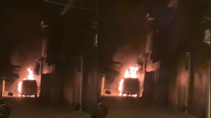 1 Tersangka Pembakar Toyota Alphard Via Vallen Ditangkap, Polisi Sidoarjo Langsung Gelar Olah TKP