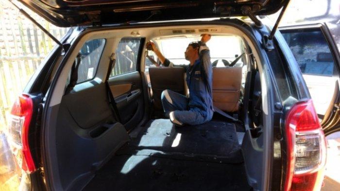 Mobil Dinas Kades Pandanrejo Diubah Jadi Ambulans untuk Layani Kebutuhan Warga