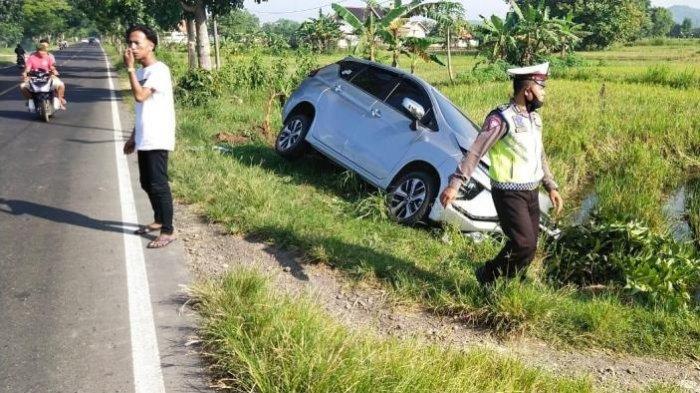 Belum Punya SIM Tapi Remaja Sampang Nekat Kendarai Mobil Expander, Akibatnya Fatal Banget