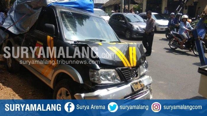 Bukan Rem Blong Atau Sopir Mabuk, Ini Dugaan Penyebab Mobil Polisi Tabrak 7 Kendaraan di Kota Malang