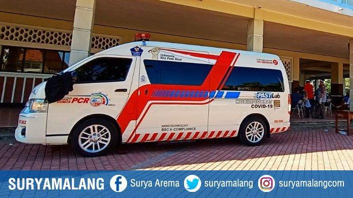 Gubernur Khofifah Kirim Mobil PCR ke Bangkalan, Tapi Warga Banyak yang Menolak Di-Swab Massal Gratis