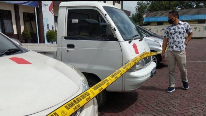 Tertangkap di Trenggalek, Komplotan Maling Antar Provinsi Sempat Jual Mobil Curian ke Kota Batu