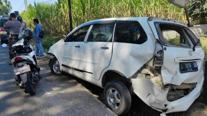 Kronologi Kecelakaan Mobil di Jalan Raya Sempalwadak, Kabupaten Malang