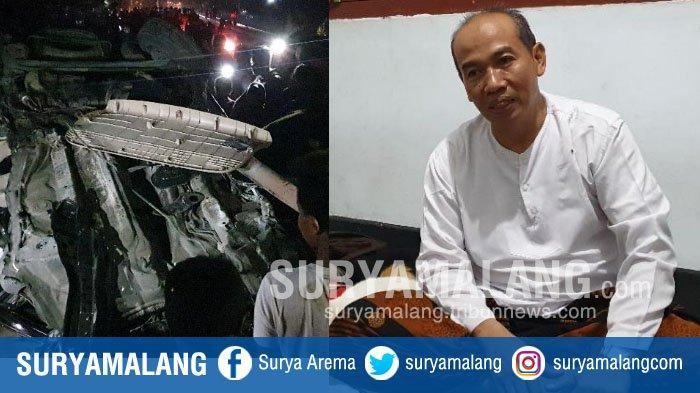 Suasana Menegangkan Upaya Penyelamatan Keluarga Asal Surabaya Sebelum Mobil Ditabrak KA di Mojokerto
