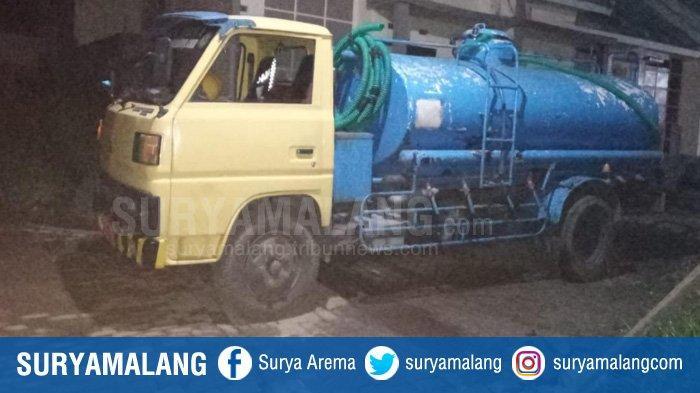PDAM Kerahkan 20 Tangki Air Gratis Bagi Warga Kota Malang Terdampak Air Mati