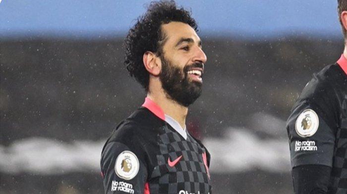 Liverpool Menang Lagi, Sujud Syukur Mohamed Salah Raih Catatan Rekor Samai Legenda The Reds