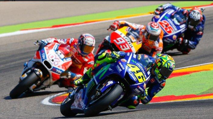 MotoGP 2018 San Marino di Sirkuit Misano - Lorenzo Cetak Rekor Baru, Valentino Rossi Start Posisi 7