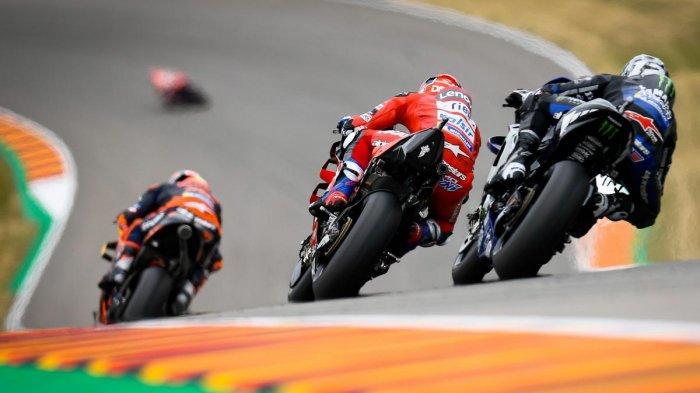 Jadwal MotoGP Jerman 2019 Sirkuit Sachsenring, Sabtu 6 Juli 2019, Marquez Siap Bangkit
