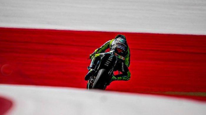 Posisi Start & Jadwal Siaran Langsung MotoGPStyria 2021 Sore Ini, Aksi Valentino Rossi Pra Pensiun