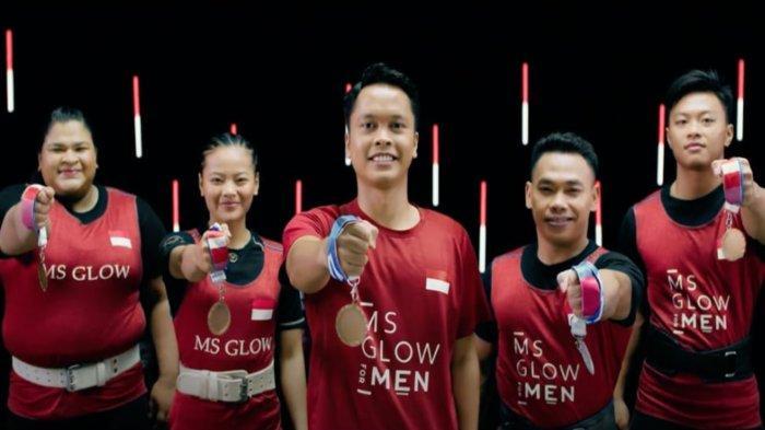 MS Glow Tunjuk 5 Atlet Indonesia Jadi Brand Ambassador