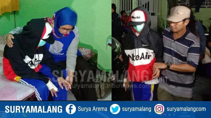 MS Remaja Korban Perundungan di SMPN Kota Malang Akhirnya Pulang Ke Rumah Asalnya Di Arjosari