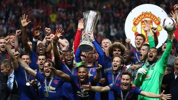 Manchester United Juara Liga Europa, Ada Fakta Menarik Ini Dibaliknya