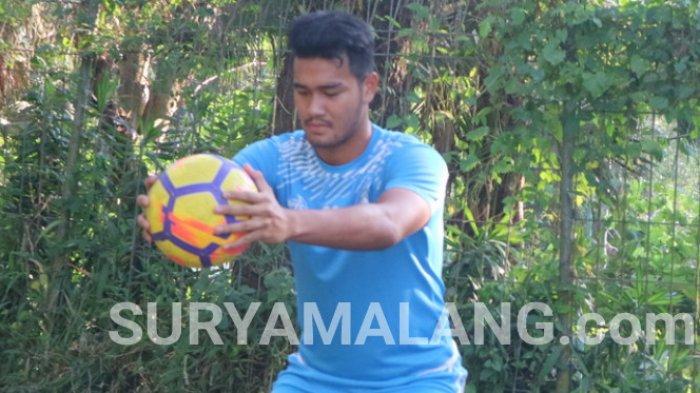 Selain Absen Lawan Bali United, M Rafli Diprediksi Absen di Arema FC Vs PSIS Semarang