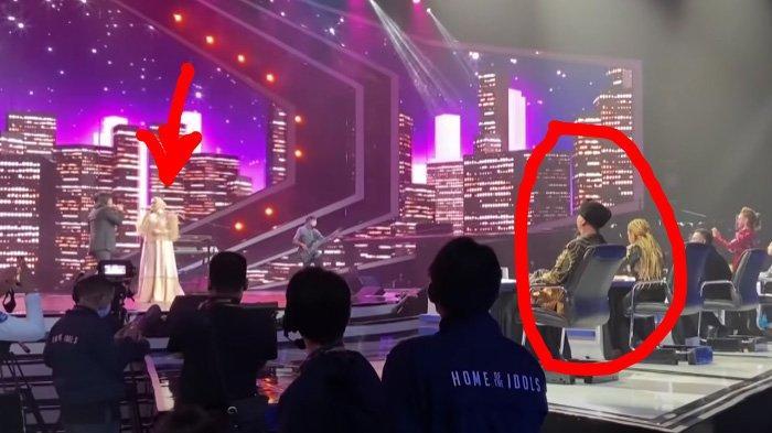 Mulan Jameela Salfok Tampil di Indonesia Idol, Mia Estianty hingga Ahmad Dhani Bertingkah Aneh