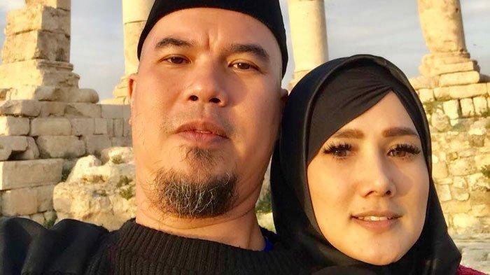 Reaksi Ahmad Dhani di Dalam Penjara Tentang Mulan Jameela yang Dituding Rebut Kursi Orang di DPR RI