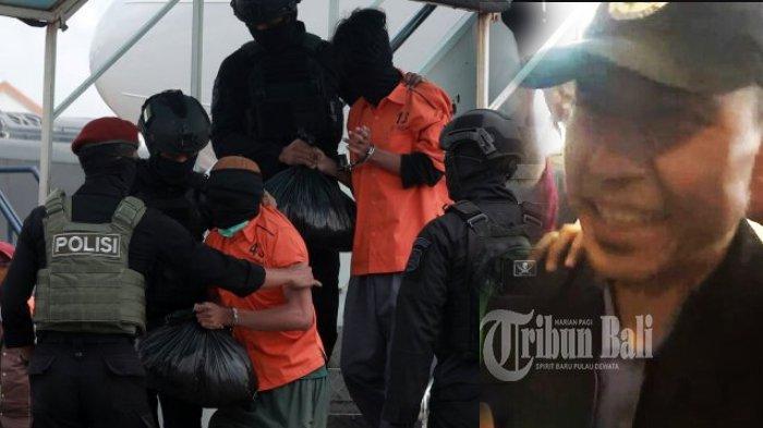 Nama Eks Petinggi FPI Disebut Oleh Tersangka Teroris Makassar, Munarman Hanya Jawab Pakai 2 Hadis