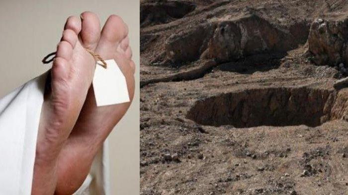 Muncul Suara Aneh dari Makam yang Sudah 1 Hari Dikubur, Saat Dibongkar Ada Sosok Pria Berwajah Pucat
