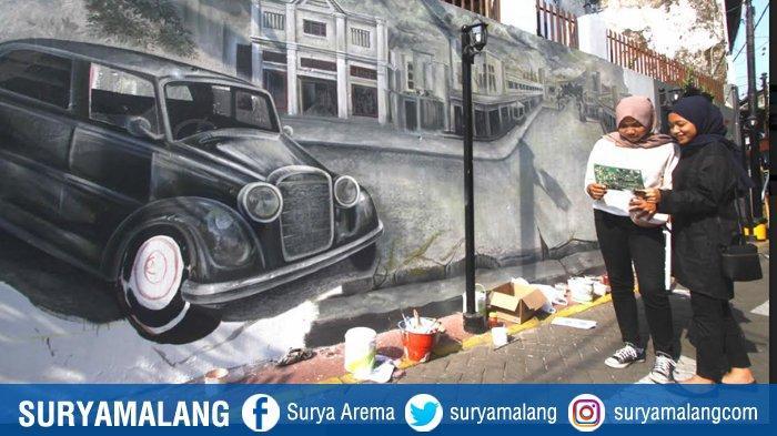Perampungan Pembangunan Kayutangan Heritage Kota Malang Molor
