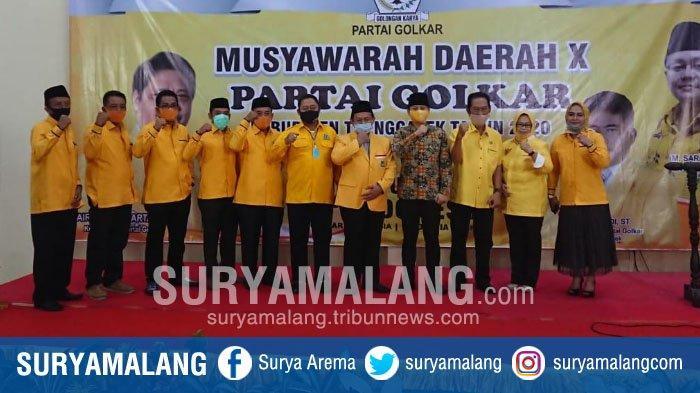 Partai Golkar Trenggalek Tagih Kepastian Koalisi dengan PKB di Pilbup Trenggalek