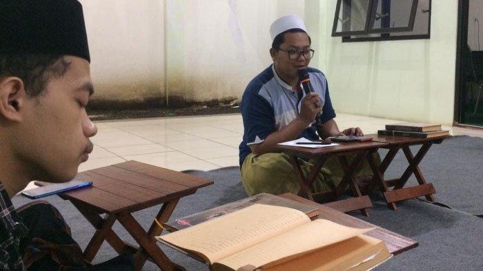 Kelas Sufla, Kelas Wustho, dan Kelas Ulya di Musyawarah Pagi Ponpes Masjid Agung Jami' Kota Malang