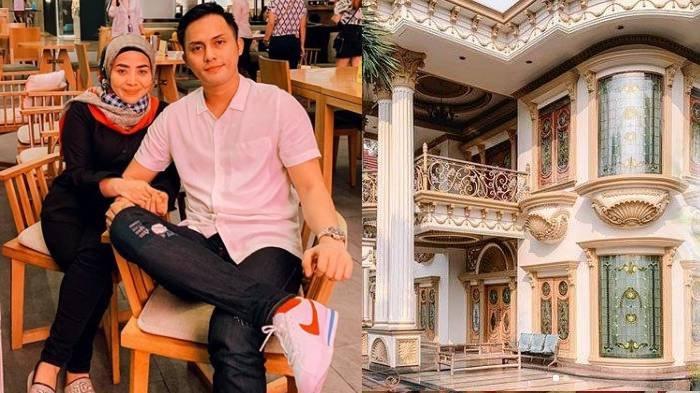 Muzdalifah Kini Buka Warung di Depan Rumah Mewah Seharga Rp 50 Miliar, Jual Soto & Nasgor, Bangkrut?