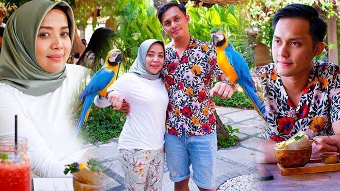 Intip Villa Mewah Fadel Islami & Muzdalifah saat Bulan Madu di Bali, Jawab Keinginan Momongan