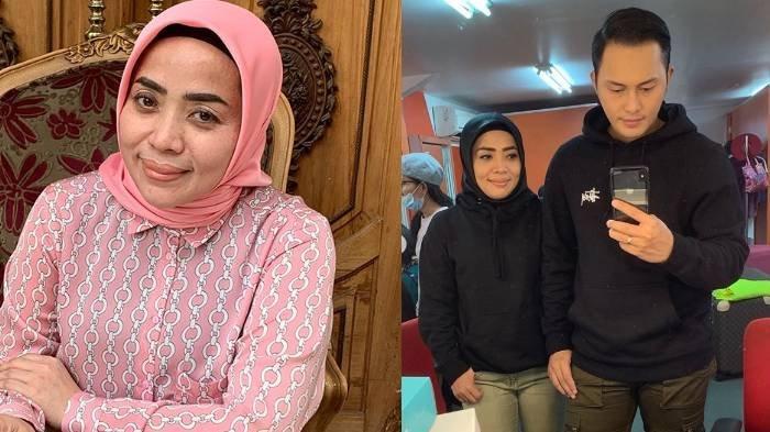 5 Foto Muzdalifah Mirip Gadis Umur 20'an, Pakai Jeans hingga Sneakers, Fadel Islami Makin Lengket