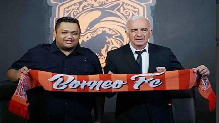Setelah Mantan Arema dan Persebaya Merapat, Borneo FC Masih Buru Pemain Lain