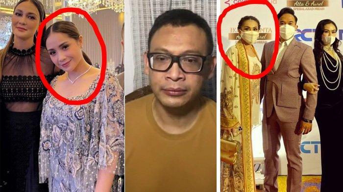 Disorot Pakar Ekspresi, Alasan Ayu Ting Ting & Nagita Slavina Tak Saling Sapa, Masalah Belum Selesai