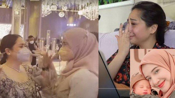 Nagita Slavina Berkaca-kaca, Pernikahan Aurel Saksi Jasa Istri Raffi Ahmad untuk Zaskia Sungkar