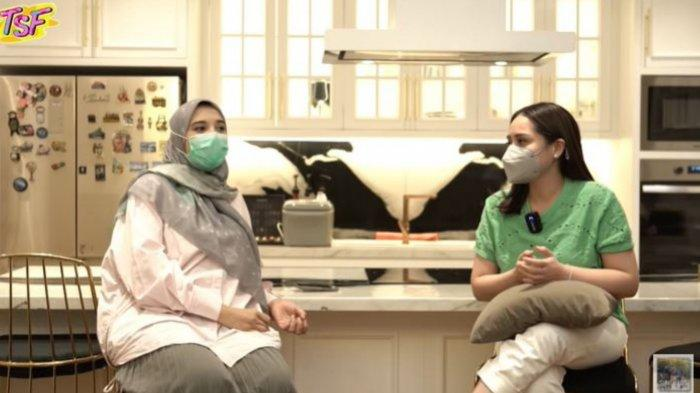 Curhat Nagita Slavina ke Zaskia Sungkar Tersorot, Singgung Anak Kedua, Istri Irwansyah: Parah Sih