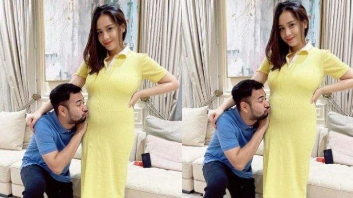 Nagita Slavina Pamer Perut Buncit Picu Reaksi Raffi Ahmad, Papa Rafathar Beber Kelahiran Anak Kedua