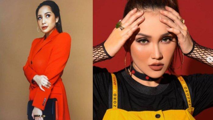 Nagita Slavina Dicap Mirip Ayu Ting Ting Setelah Rombak Gaya Rambut, Modelnya Bikin Gagal Fokus