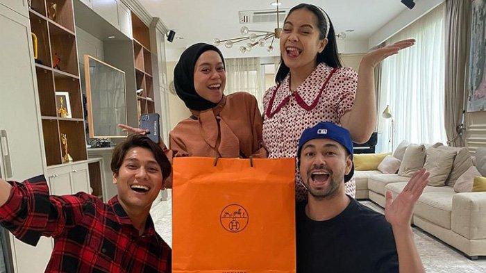 Nagita Slavina Tersindir Diberi Hadiah Lesti Kejora & Rizky Billar, Sadar Belum Beri Kado Pernikahan
