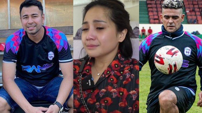 Mimpi Nagita Slavina Punya Vila Rp 200 M Terhalang RANS Cilegon FC, Raffi Ahmad Tegas Putuskan Ini