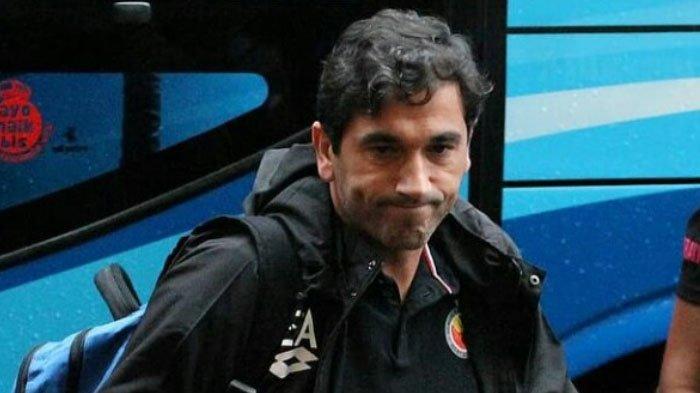 Nama Eduardo Almeida santer dikaitkan dengan Arema FC.