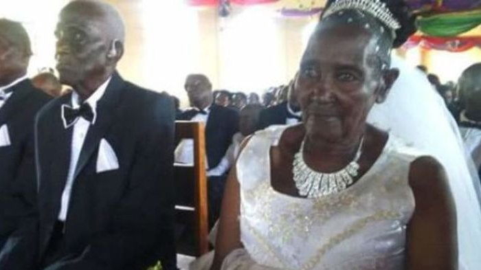 Perawan Tertua di Dunia Akhirnya Temukan Jodohnya di Usia 83 Tahun, Pernikahannya Sungguh Romantis