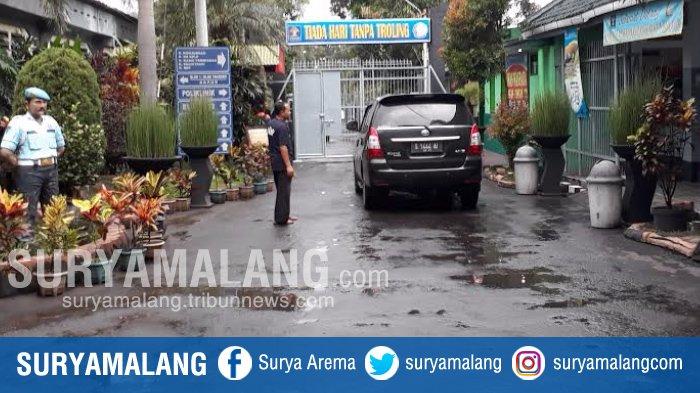 Mengenal Troling Garuda Mobile: Sistem Keamanan di Lapas Lowokwaru, Kota Malang