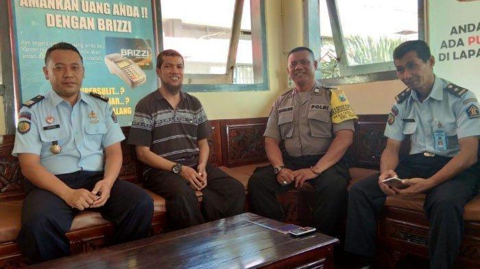 Nyatakan Tunduk pada NKRI, Satu Napiter Bebas dari Lapas Lowokwaru, Kota Malang