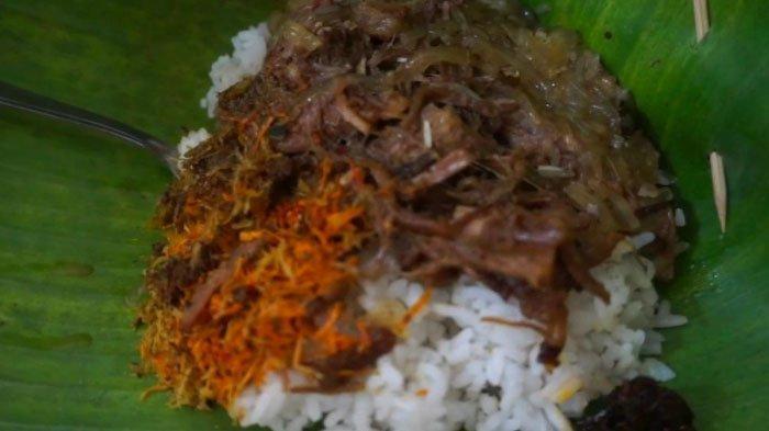 Nasi Krawu Gresik, Kuliter Terkenal yang Dijual Perantau Asal Madura