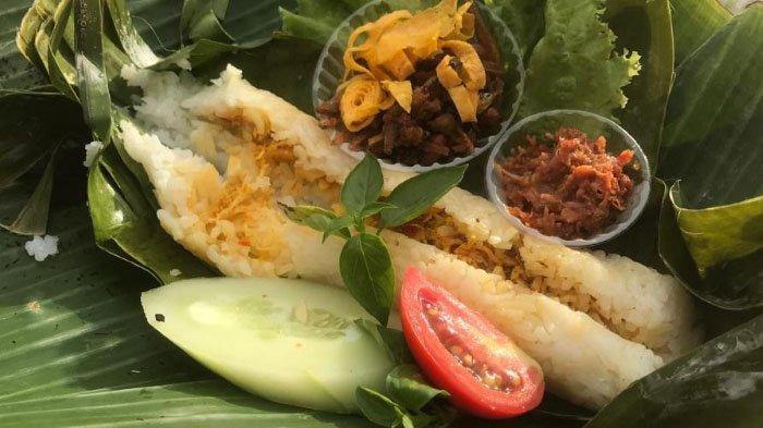 Menikmati Nasi Lemang Khas Desa Banjar Banyuwangi, Kuliner Tradisional Sejak Era Kolonial Belanda