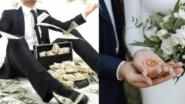 Nasib Mujur Pria Miskin Nikahi Anak Konglomerat Dapat Uang Rp 88 Miliar, Tapi Lihat yang Terjadi