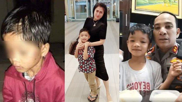Nasib Revan Bocah Viral Dibuang Ibu dengan Penuh Luka, Hidup Ganteng dan Bahagia Jadi Anak Kapolres