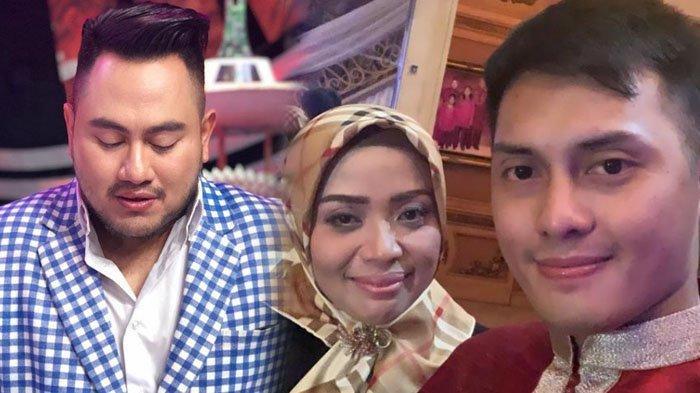 Kesedihan Nassar Tak Bisa Lebaran Bareng Anak, Muzdalifah & Fadel Islami Malah Pamer Foto Keluarga