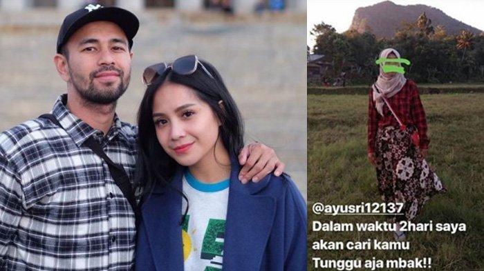 Netizen Buronan Tim Raffi Ahmad Ternyata Fans Berat Ayu Ting Ting, Nagita Slavina Didoakan Mandul