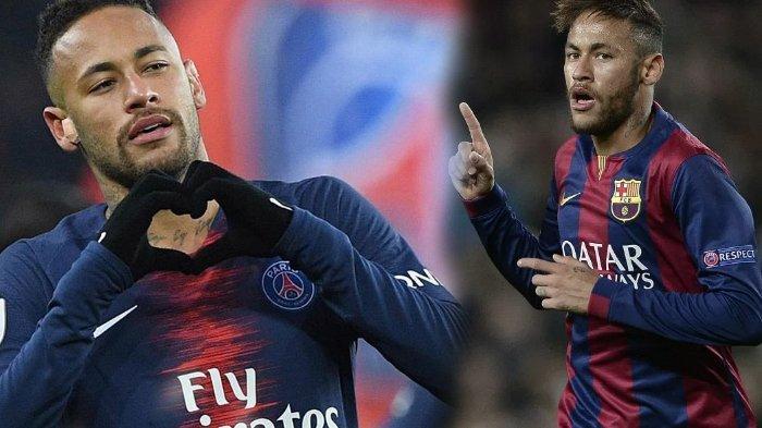 Neymar Kembali ke FC Barcelona, Kabar Menguat, Bocoran Kontrak & Nilai Gajinya yang Rendah Beredar