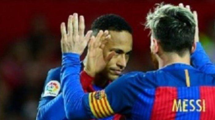 Neymar dan Messi Bakal Reuni di Babak 16 Besar Liga Champions, Tapi Ada Kendala Cedera, Semoga Pulih