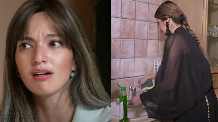 Nia Ramadhani Turun Pangkat, Pembantu Mudik Dapat Jatah Cuci Piring, Istri Ardi Bakrie Pasrah